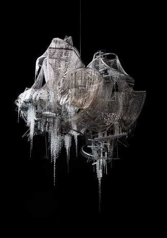Lee Bul, Untitled, 2014, Lehmann Maupin