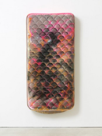 Kaari Upson, Mauve and Florescent Pink, 2003, Contemporary Fine Arts - CFA