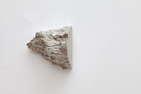 Alice Channer, Zero-G (detail), 2014, The Approach
