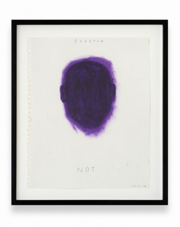 Not Vital, Everton, 2014, Galerie Thaddaeus Ropac