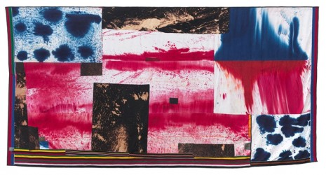 Sterling Ruby, FLAG (4791), 2014, Hauser & Wirth