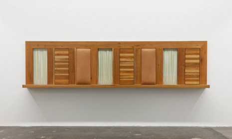 Thomas Grünfeld, Untitled (Shelf), 1990, Massimo De Carlo