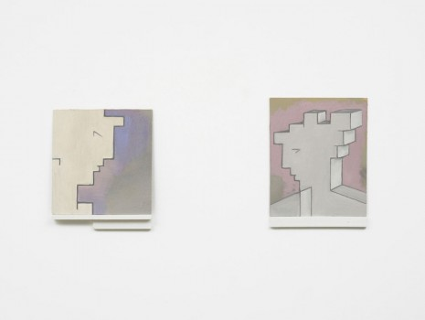 Catherine Story, Frieze 1 / Frieze 2, 2014, Carl Freedman Gallery