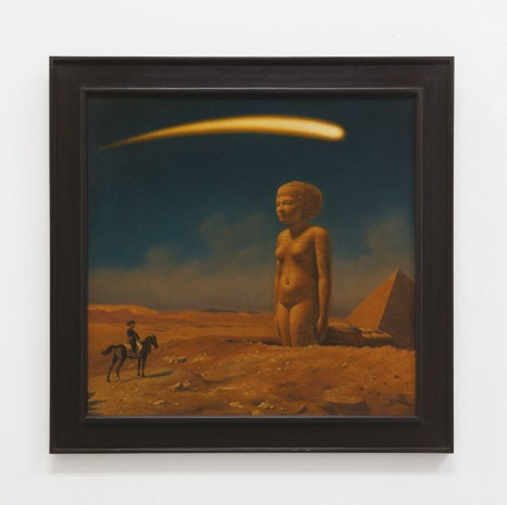 "Laurent Grasso, Studies into the past (Single Cover of ""Lost Queen"" by Pharrell Williams), , Perrotin"