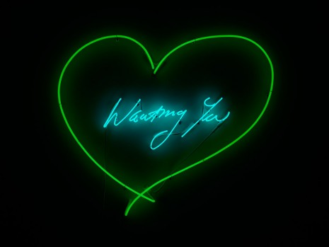 Tracey Emin, Wanting You, 2010, Perrotin