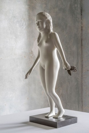 Kiki Smith, Girl, 2014, Galleria Continua