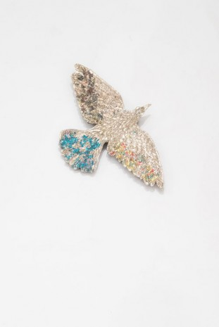 Kiki Smith, Bird II, 2011, Galleria Continua