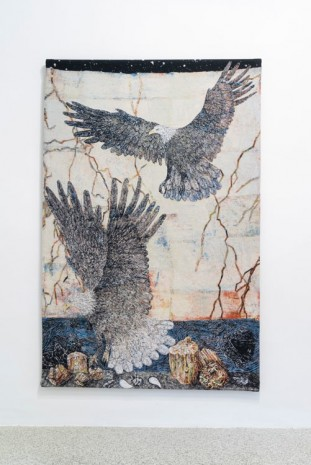 Kiki Smith, Guide, 2012, Galleria Continua