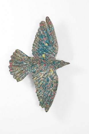 Kiki Smith, Bird XIV, 2011, Galleria Continua