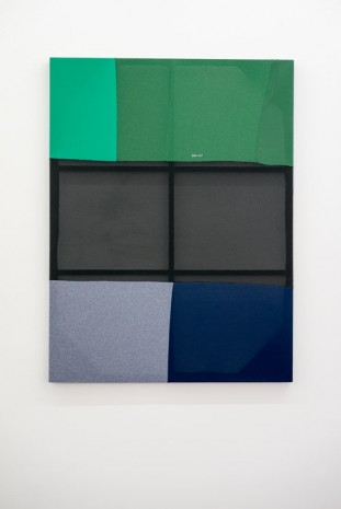 Mike Goldby, Stretch 23 (Tri-colour Dri-Fit 2), 2014, monCHÉRI