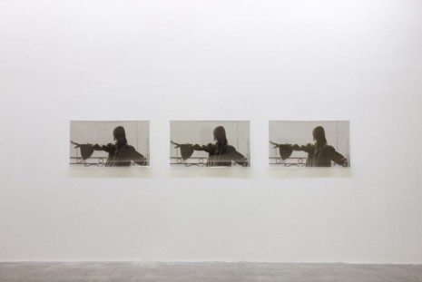 Mark Garry, Karen II (triptych), 2014, Kerlin Gallery