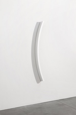 Liz Deschenes, bracket (new york) 1, 2014, Andrea Rosen Gallery (closed)