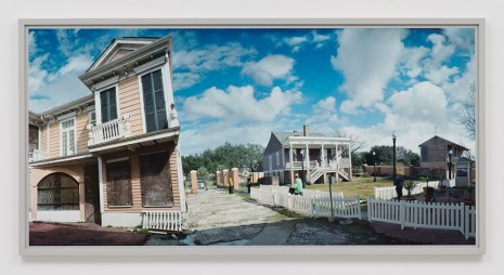 Scott McFarland, New Orleans Jazz National Historic Park, Treme, New Orleans, 2014, Regen Projects