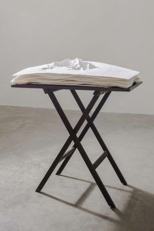 Dorothy Cross, Paper Mountain , 2014, Kerlin Gallery