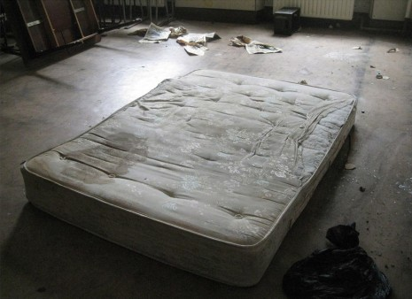 Dorothy Cross, Mattress, 2014, Kerlin Gallery