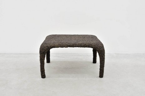 Max Lamb, Bronze table, 2011, Almine Rech