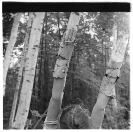 Francesca Woodman, Untitled, MacDowell Colony, Peterborough, New Hampshire, 1980 (M.562), Victoria Miro Gallery