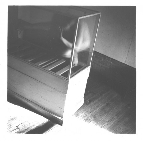 Francesca Woodman, From Space2, Providence, Rhode Island, 1976 (P.010), Victoria Miro Gallery