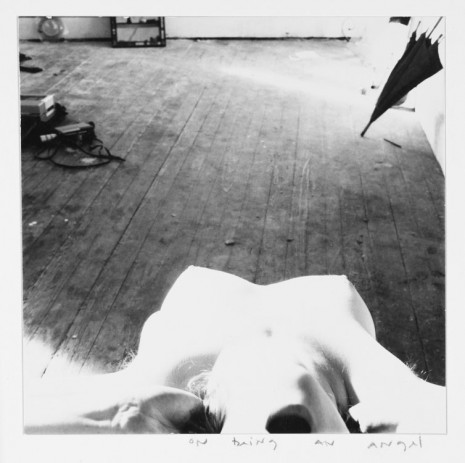 Francesca Woodman, On Being an Angel, Providence, Rhode Island, 1976 (P.085), Victoria Miro Gallery