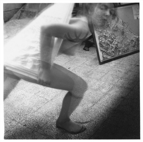 Francesca Woodman, Untitled, Rome, Italy, 1977-78 (I.156), Victoria Miro Gallery