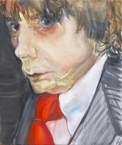 Marlene Dumas, Phil Spector – To Know Him is to Love Him, 2011, Frith Street Gallery