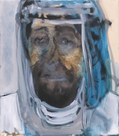 Marlene Dumas, Peter O'Toole as Lawrence of Arabia, 2010-2011, Frith Street Gallery