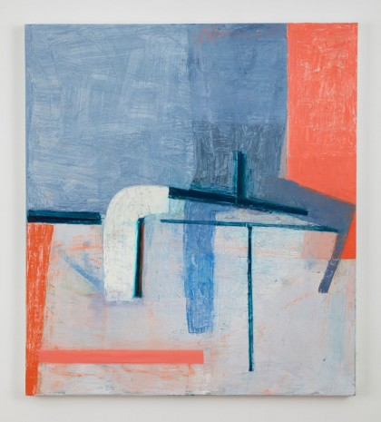 Amy Sillman, Untitled, 2012-13, Modern Art