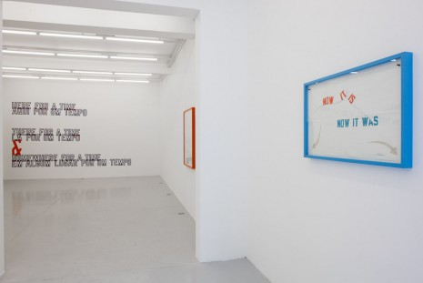 Lawrence Weiner Mendes Wood DM