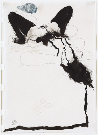 Günter Brus, Selbstbemalung (Self-Painting), 1964 , Hauser & Wirth