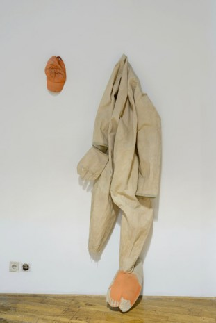 Brian Griffiths, In a Situation of this kind (Work Wear with Cap), 2011, Office Baroque