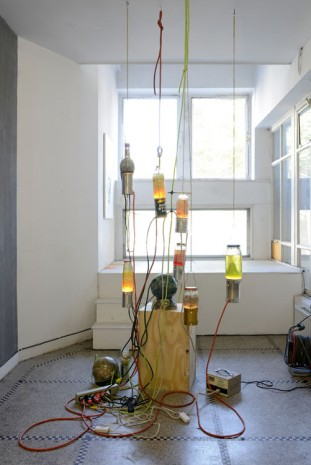 Catharine Ahearn, Lamps, 2014, Office Baroque