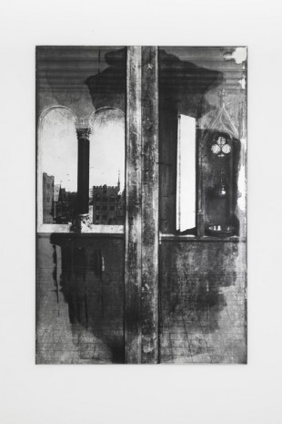The Bruce High Quality Foundation, The Door, 2014, Almine Rech