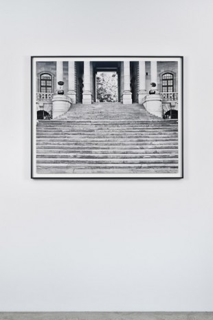 David Goldblatt, Women's Monument, Union Buildings, Pretoria. 1 November 2013., , Marian Goodman Gallery