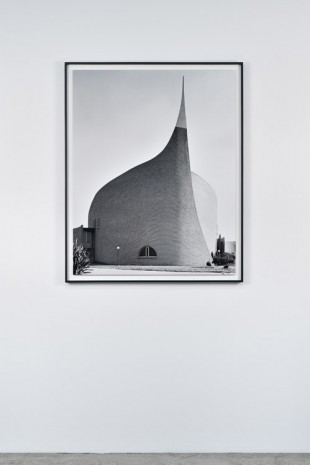 David Goldblatt, Dutch Reformed Church, completed in 1984, Quellerina, Johannesburg, 3 November 1986., , Marian Goodman Gallery