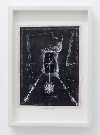 Sam Pulitzer, Spider's Lull, 2014, Air de Paris