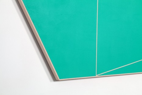 Dominic Samsworth, Pool I (detail), 2014, monCHÉRI