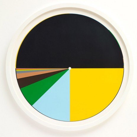 Tom Friedman, Event Horizon/Clock/Let the Sun Shine in/Untitled, 2014, Stephen Friedman Gallery