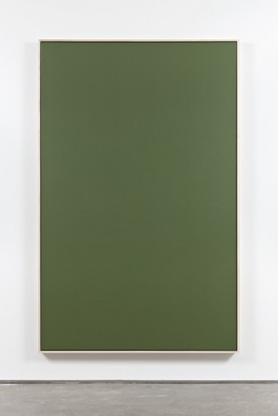 Ann Cathrin November Hoibo, Untitled (Dim Green), 2014, STANDARD (OSLO)
