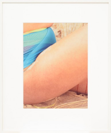 Josephine Pryde, Knickers IV, 2014, Galerie Chantal Crousel
