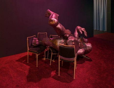 Lizzie Fitch / Ryan Trecartin, Animation Abuse #2: locked in a storage unit ... and still having fun, 2014, Regen Projects