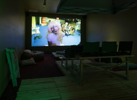 Lizzie Fitch / Ryan Trecartin, Range Week, 2014, Regen Projects