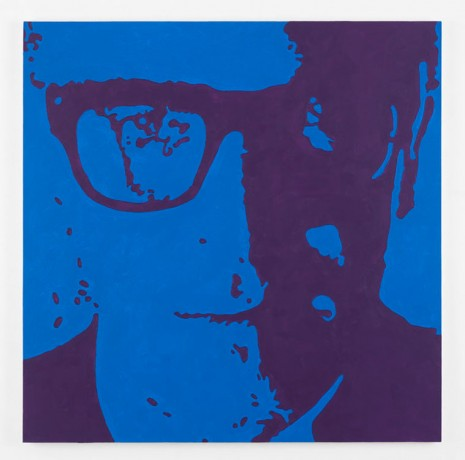 Merlin Carpenter, Michael Caine, 2014, Simon Lee Gallery