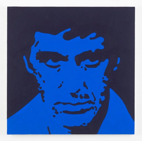Merlin Carpenter, Scarface, 2014, Simon Lee Gallery