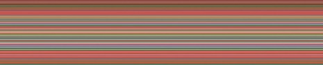 Gerhard Richter, Strip 930-2, 2013, Marian Goodman Gallery