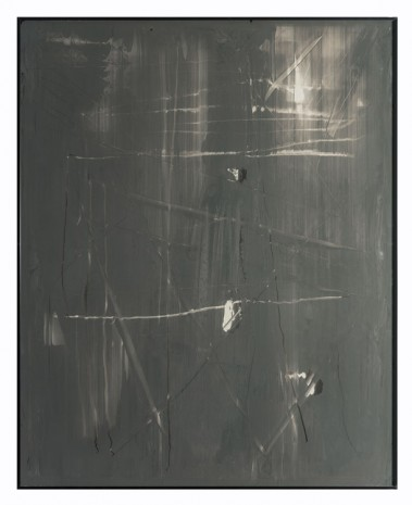 Gerhard Richter, Grau hinter Glas 883-1, 2003, Marian Goodman Gallery