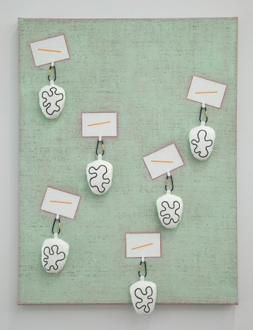Dianna Molzan, Untitled, 2014, Andrew Kreps Gallery