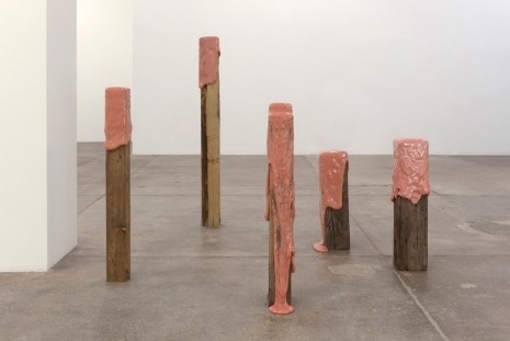 Nina Canell, Five Long Milliseconds, 2014, Andrew Kreps Gallery