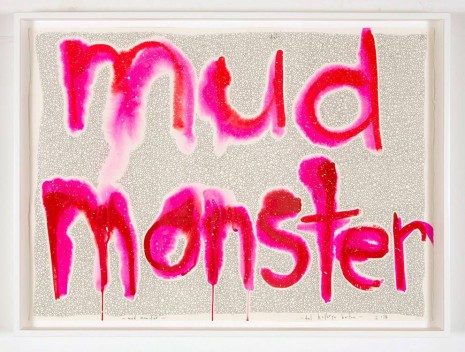Del Kathryn Barton, mud monster, 2014, Roslyn Oxley9 Gallery