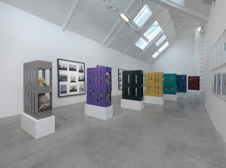 Jonathan Monk Lisson Gallery