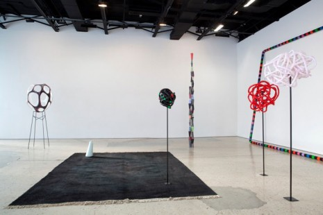 Eva Rothschild  303 Gallery